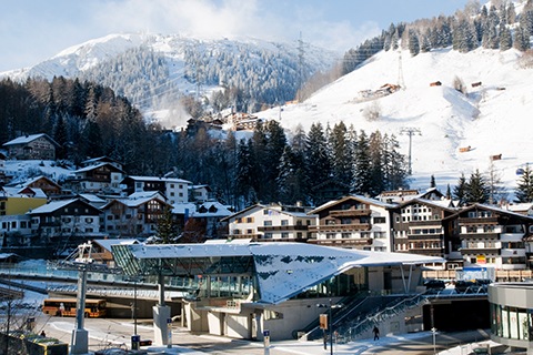 St. Anton Winter